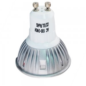 4W GU10 High Power LED Energy Saving Light Bulbs Spotlight